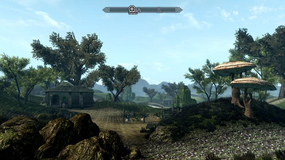 Скачать Skyrim Skywind Торрент - фото 6