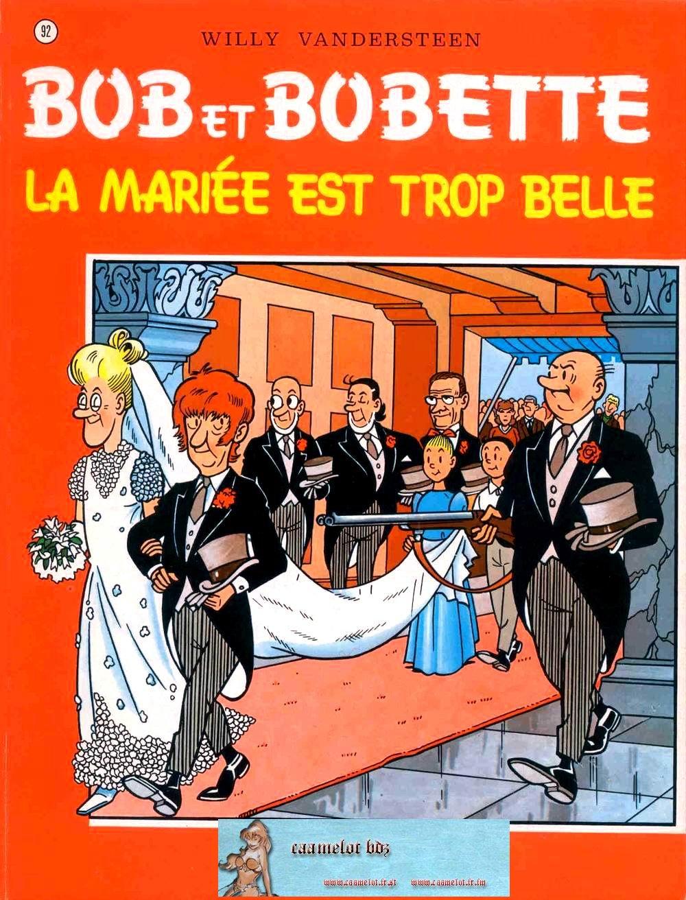 Bob et Bobette - N°92 La mariée est trop belle