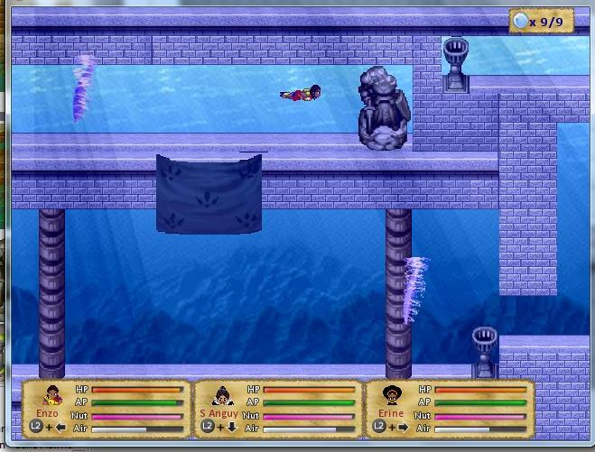 [Démo dispo] A-RPG, Kiro'o Tales: AURION Nage0-3b8f912