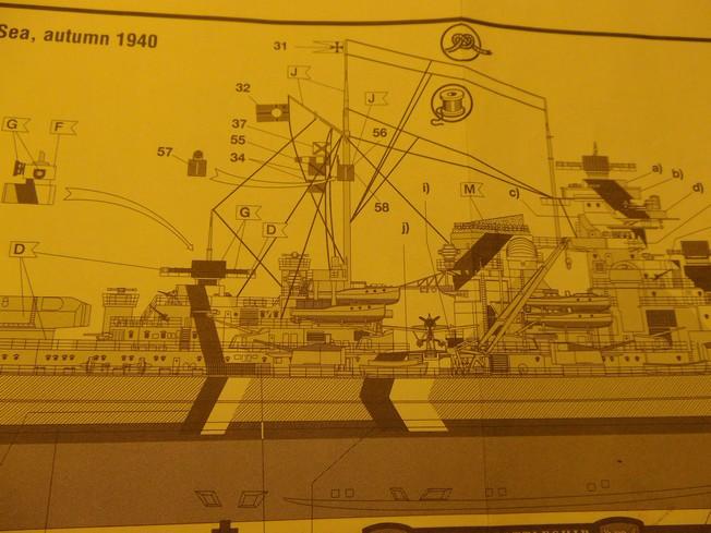 "Battleship ""BISMARCK"" 1/350 Revell - Page 2 3-3ccbe03"
