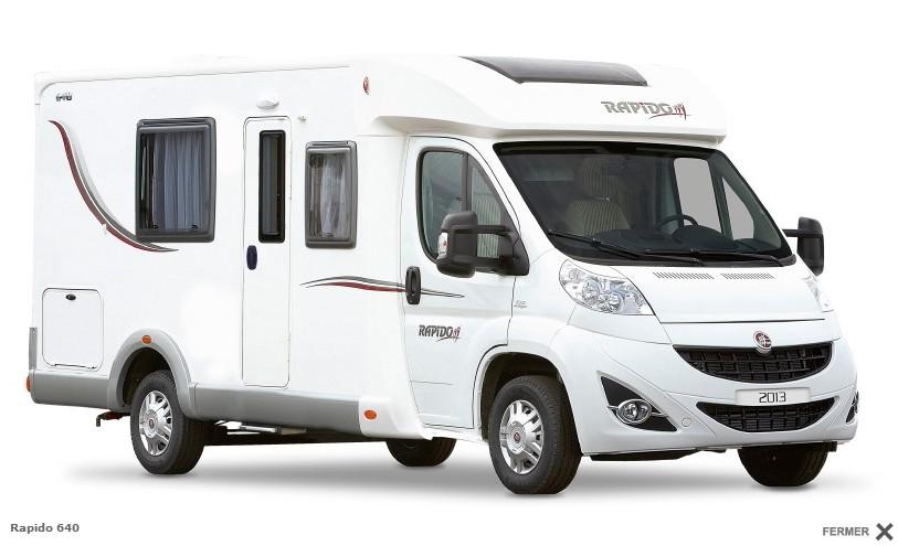 forum camping car par marque nouveaux produits rapido. Black Bedroom Furniture Sets. Home Design Ideas
